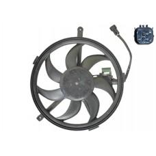 Ventilator, 350W, OE-Kwaliteit, Mini R55, R56, R57, R58, R59, R60, R61, bj 2006-2016, ond.nr. 17427535100