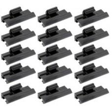 Clip sierlijst voorruit, Aftermarket, Volvo 700, 900, S90, V90