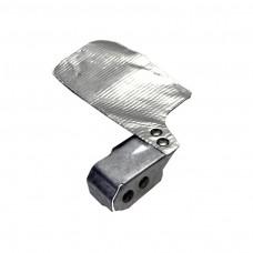 Hitteschild voor de Turbo van een Mini R55, Mini R56, MIni R57, Mini R58, MIni R59, Mini R60 en de Mini R61