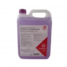 Koelvloeistof rood G12+ 5L -35°C ready-mix, Febi Bilstein