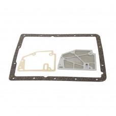 Versnellingsbak filter set inclusief pakking, automaat, Volvo 240, 740, 760, 780, 940, 960, S90, V90, ond.nr. 1239683, 1239829, 1340021