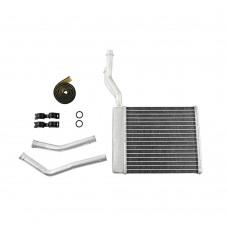 Kachelradiateur, Volvo C30, C70, S40, V50, ond.nr. 31332896, 30665330