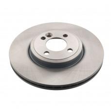 Remschijf, vooras, 293,9 mm, OE-Kwaliteit, Mini R50, R52, R53, ond.nr. 34116768933