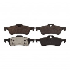 Remblokkenset, achteras, OE-Kwaliteit, Mini R52, R53, ond.nr. 34216770252