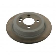 Remschijf, achteras, 259mm, OE-Kwaliteit, Mini R50, R52, R53, R55, R56, R57, R57, R58, R59, ond.nr 34216774987