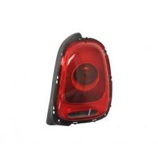 Mini achterlicht rechts, Rood, Gebruikt, MINI F55, F56, F57, bj 2014-heden, ond.nr. 63217297434 (Mini)