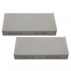 Interieurfilter set, OE-Kwaliteit, Mini 54, F55, F56, F57, ond.nr. 64119321876