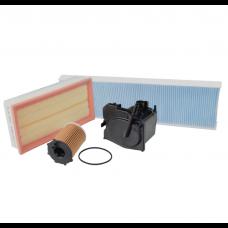 Mini R55, R56 Onderhoudsfilterpakket, OE-Kwaliteit bj 2006-2015, ond.nr. 11427805978, 1332851766, 13717806046, 64319127515