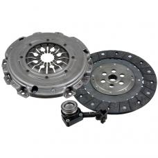 Koppelingsset, OE-Kwaliteit, Volvo C30, S40, S60, V50, V60, V70 III, bj 2003-2015, ond.nr. 31367349, 30751572