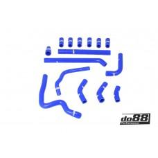 Audi RS6 C5 2002-2004 Do88 silicone carterventilatie slangen set
