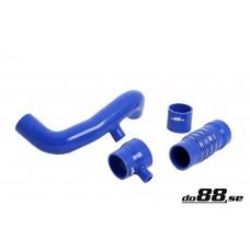 Do88 intercooler slangen set, Audi S2 3B 1990-1992, ond.nr. 034145746AB, 034145720A, 034145742D, 034133649C