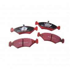 Voorremblokken, EBC Redstuff, DP3415C, Stockcar F2