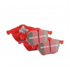 Performance remblokken voor, EBC Redstuff, Volvo 850, C70, S70, V70, ond nr. 30648381