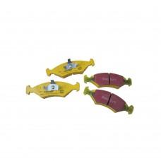 Voorremblokken, EBC Yellowstuff, DP4415R, Stockcar F2