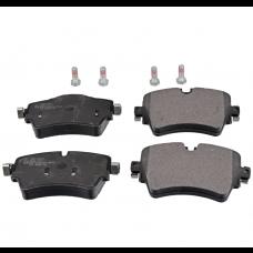 Remblokkenset met schroeven, Voor, OE-Kwaliteit, Mini, F54, F55, F57, bj 2014-heden, ond.nr. 34116860017, 34106874034