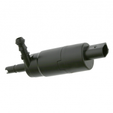 Ruitensproeierpomp voor koplampsproei inrichting, OE-Kwaliteit, Mini R50, R52, R53, bj 2001-2008, ond.nr. 67128377428