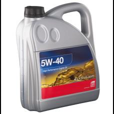 Motorolie, 5W-40, OE-Kwaliteit, 4L verpakking