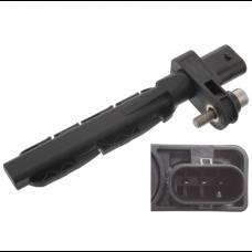 Krukas sensor met schroef, OE-Kwaliteit, Mini R55, R56, R57, R58, R59, R60, R61, bj 2006-2016, ond,nr. 13627805188