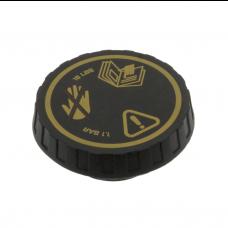Radiateurdop, OE-Kwaliteit, Mini R50, R52, bj 2001-2008, ond.nr. 11531486703