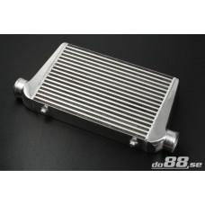 do88 Intercooler, Universeel, 450x300x76mm,2.5 inch aansluitingen