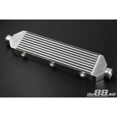 do88 Intercooler, Universeel, 520x155x65mm, 2.5 inch aansluitingen