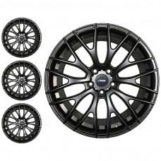 Velgenset 18 Inch Styling, mat zwart, Mini F54, Mini F55, Mini F56, Mini F57