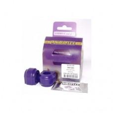 Stabilisator rubber, 17mm, Achter, PowerFlex, Mini R50, Mini R52, Mini R53, Mini R55, Mini R56, Mini R57, Mini R58, Mini R59, Mini R60, Mini R61