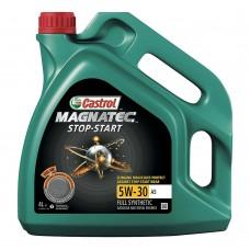 Castrol Magnatec 5W30 motorolie, 5 Liter